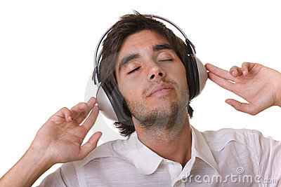 Sensación de la música