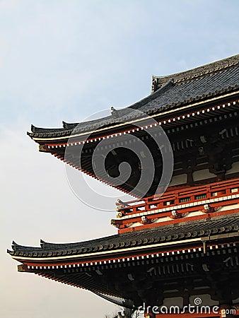 Senso-ji Temple (Asakusa, Tokyo/Japan)