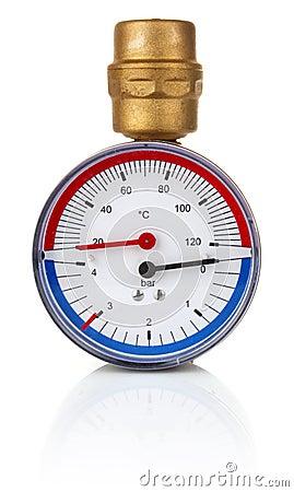 Sensor temperature and