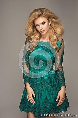 Free Sensual Beautiful Blonde Woman Royalty Free Stock Photo - 102176425