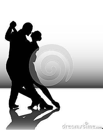 Free Sensual Dance Stock Image - 5249111