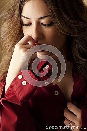 Sensual gesturing