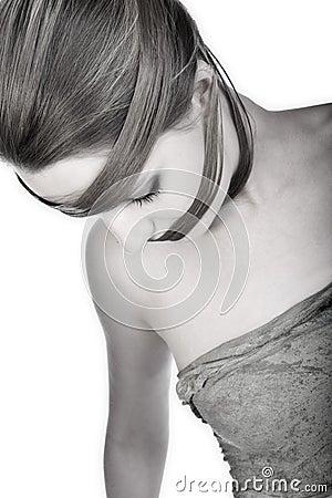 Free Sensual Hairwear Stock Images - 2715884