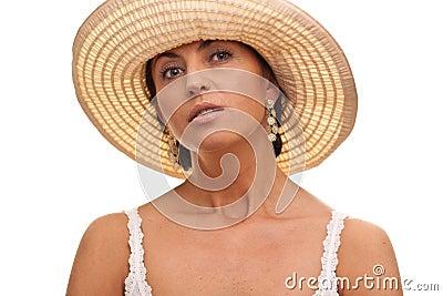Sensual italian lady
