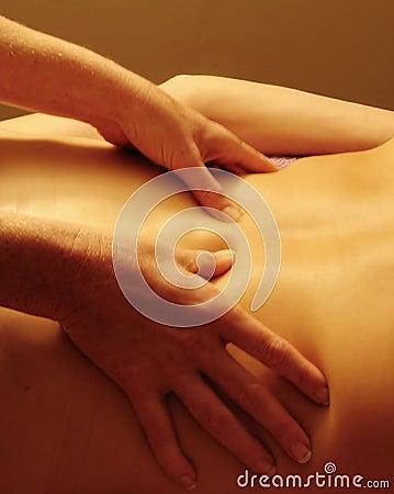Free Sensual Massage1 Royalty Free Stock Image - 209926