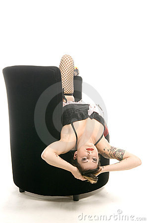 Free Sensuality In The Thirties Stock Photo - 711000