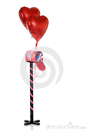 Free Sent Valentine Wishes Stock Images - 12300714