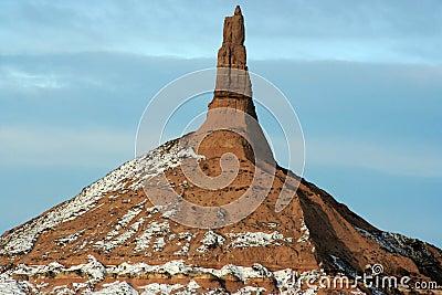 Sentinel On The Prairie