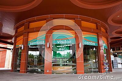 Sentosa Visitor Centre Editorial Image