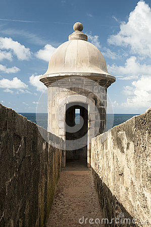 Sentry Box - San Juan, Puerto Rico