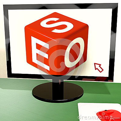 Seo Dice On Computer Shows Online Web Optimization