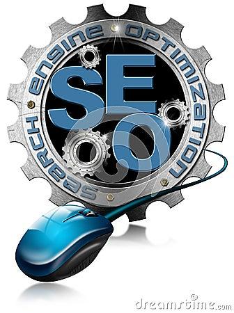 SEO - Metallic Gear