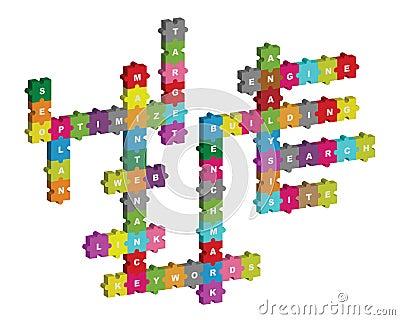 Seo puzzle crossword