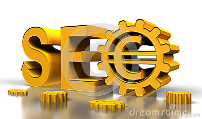Seo tag with gears