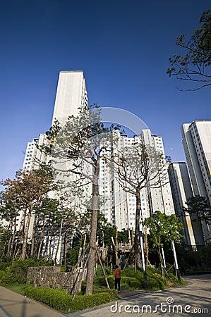 Seoul houses