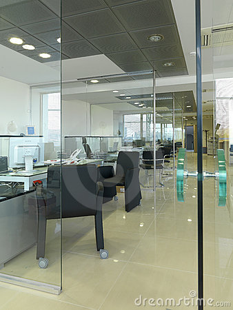 Separate offices