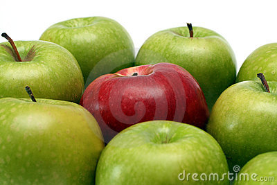 Separation concepts with apples