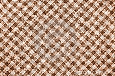 Sepia plaid pattern