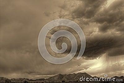 Sepia Storm