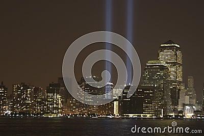 September 11th Memorial_2 Editorial Photography