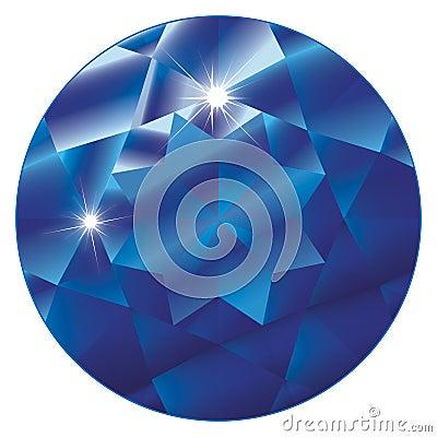 September Birthstone-Sapphire