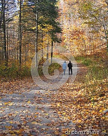 September walk