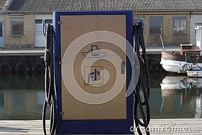 Septic tank pump