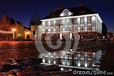 Serbian Episcopal Palace, Timisoara, Romania