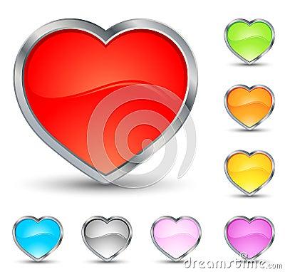 Serce ikony