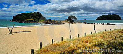 Serene Beach, Mt Manganui, Bay of Plenty New Zeala