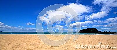 Serene Beach, Mt Manganui, Bay of Plenty New Zeala