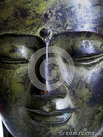 Free Serene Buddha Royalty Free Stock Image - 641776