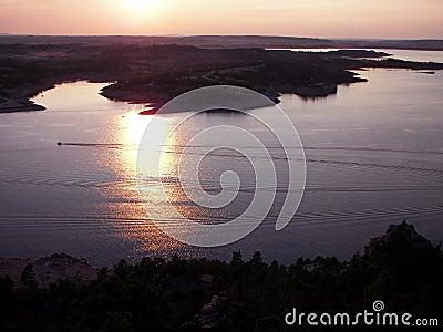 Serene Sunset 3
