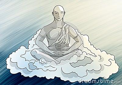 Serenity of meditation