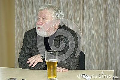 Sergei Solovyov Editorial Stock Image