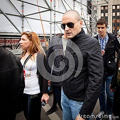 Sergey Udaltsov Editorial Photo