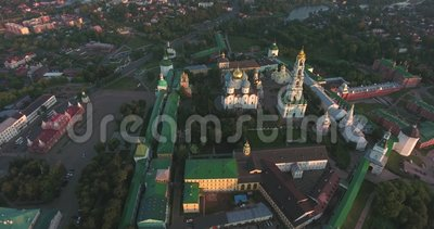 Sergiew Posad, Rosja Lotniczy zbiory