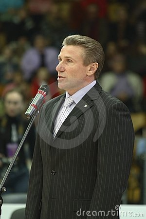 Sergiy Bubka Editorial Photo