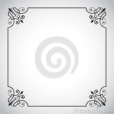 Seria ramowy ornamentacyjny rocznik