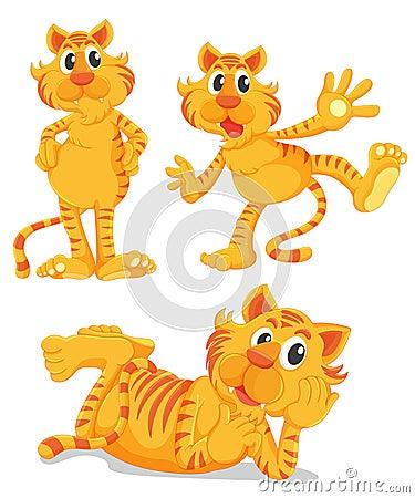 Serie de los gatos del jengibre