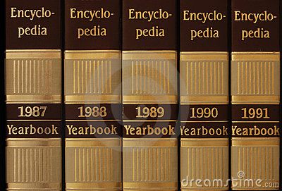 Series of encyclopedia