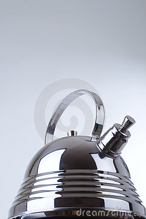 Series of images of kitchen ware. Teapot