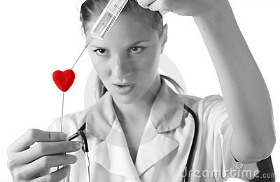 Seringue d infirmière