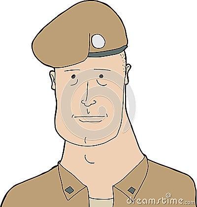 Serious Army Ranger
