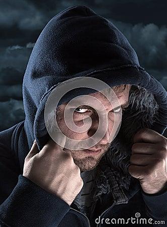 Hiding bandit