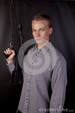 Serious big gun