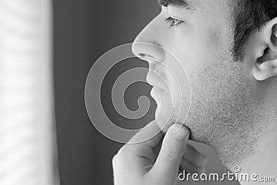 Serious Contemplation