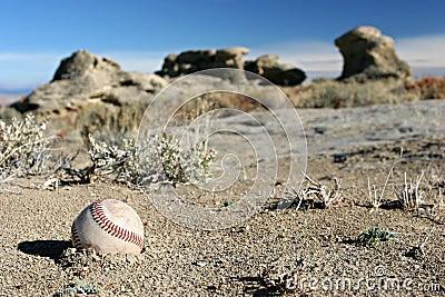 Seriously lost baseball