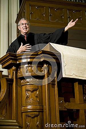 Free Sermon Royalty Free Stock Image - 5122676