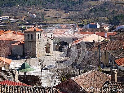Sernancelhe village
